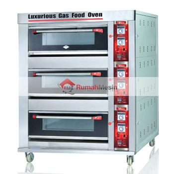 Oven Gas BOV-ARF60H ( 3D6T)