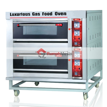 Oven Gas BOV-ARF60H ( 2D6T)