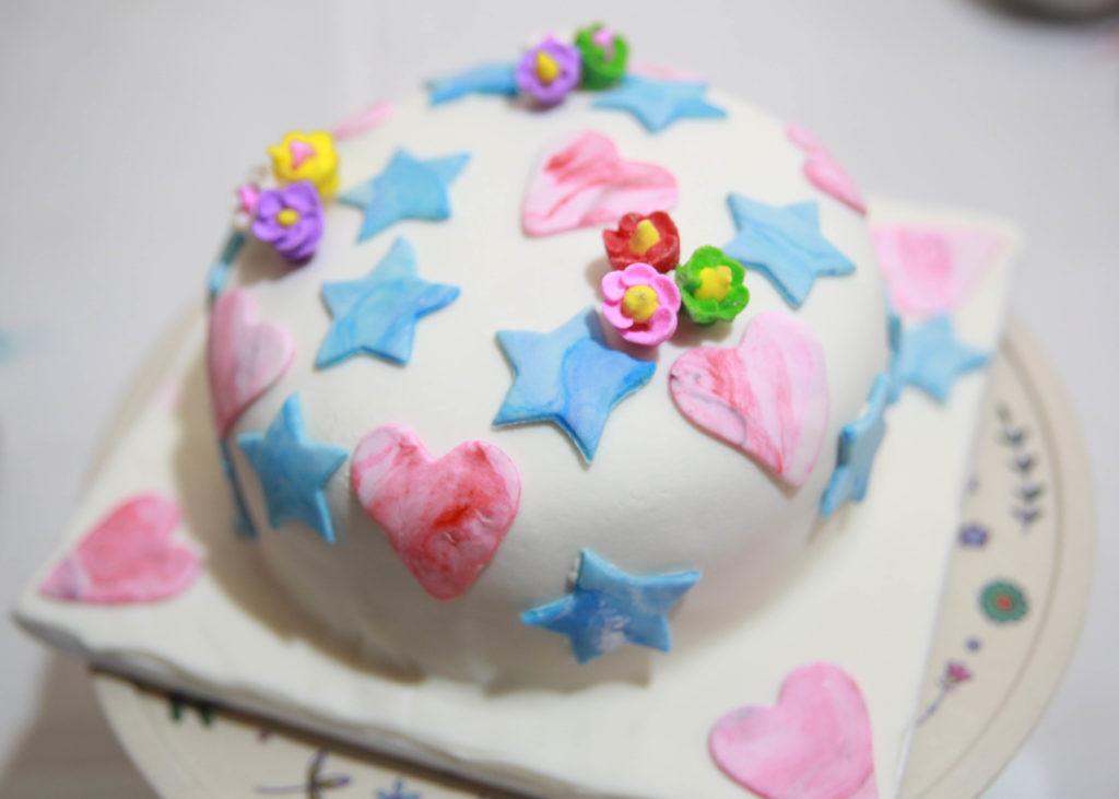 Cara Menghias Kue Ulang Tahun Anak Dengan Butter Cream