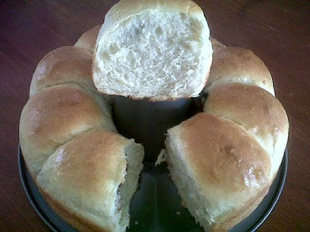 cara membuat roti sobek
