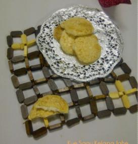 Resep Kue Sagu Kelapa Nikmat Dan Mudah Disajikan